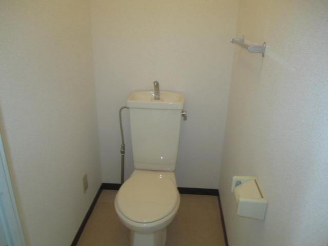 ホ-スブリッジⅢ 01020号室のトイレ