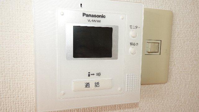 サンライト 02010号室のセキュリティ