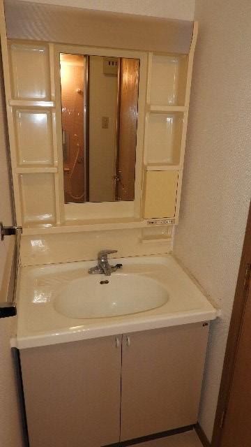 サンライト 02010号室の洗面所