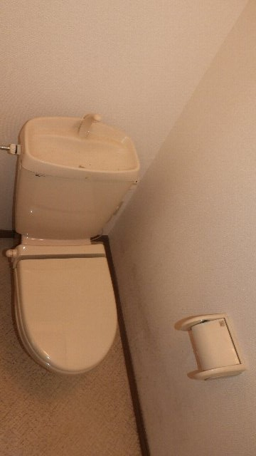 サンライト 02010号室のトイレ
