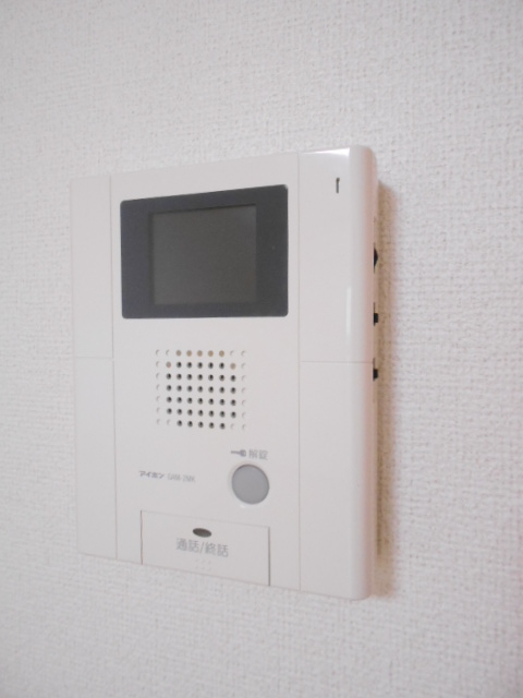 プレ・アビタシオン春日部Ⅱ 01050号室のセキュリティ