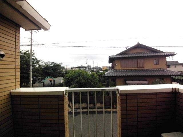 シャルマン弐番館 02010号室の眺望