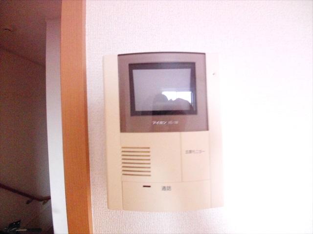 シャルマン弐番館 02010号室のセキュリティ