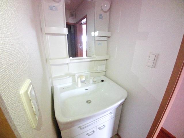 シャルマン弐番館 02010号室の洗面所
