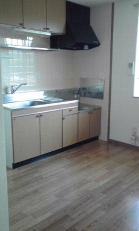 ファイン・セレ-B 02020号室のキッチン