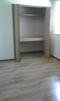 ファイン・セレ-B 02020号室の収納