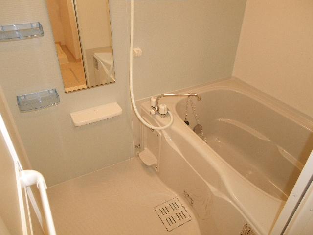 ガーデンハウスKT 02010号室の風呂