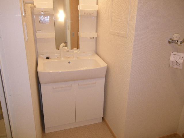 ガーデンハウスKT 02010号室の洗面所
