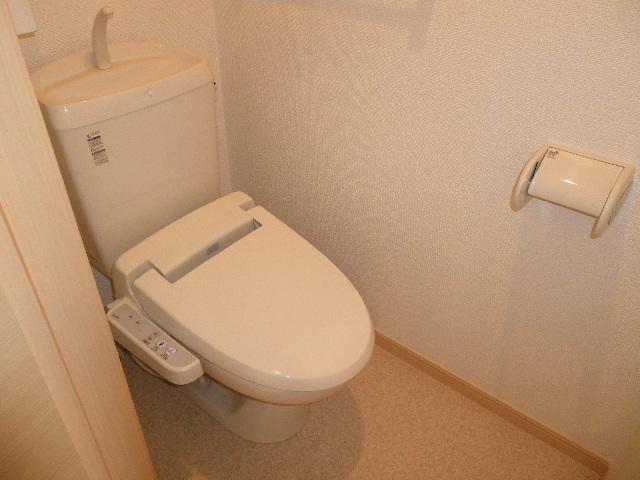 ガーデンハウスKT 02010号室のトイレ
