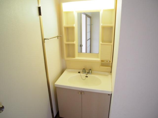 ルミエールハウス 02010号室の洗面所