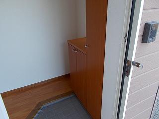 ラフィーネイズミ 02030号室の玄関