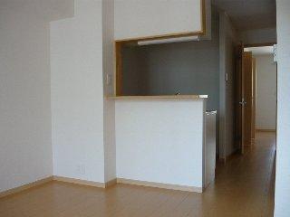 セントポーリアⅡ 01010号室のリビング