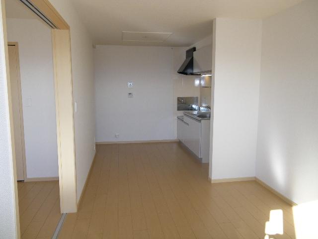 グランデ・ヒルⅣ 02020号室のリビング