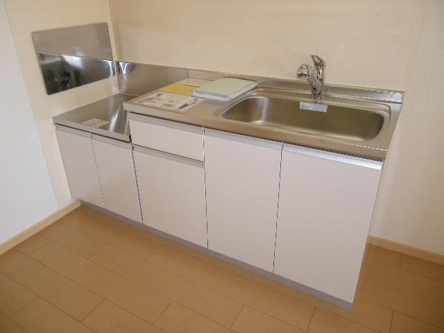 グランデ・ヒルⅣ 02020号室のキッチン