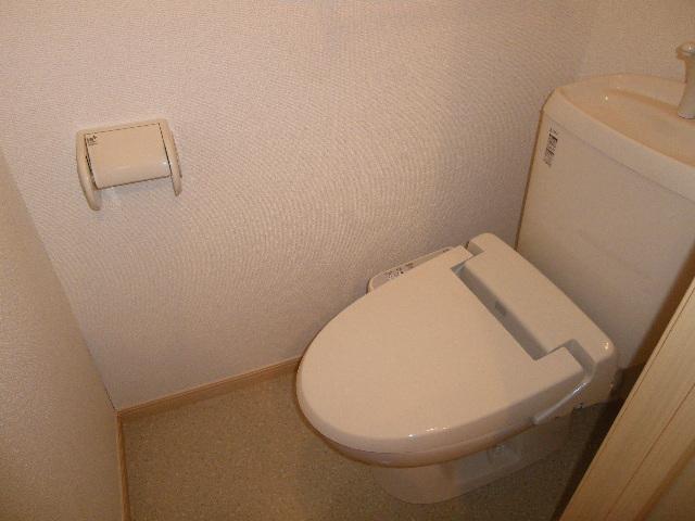 グランデ・ヒルⅣ 02020号室のトイレ