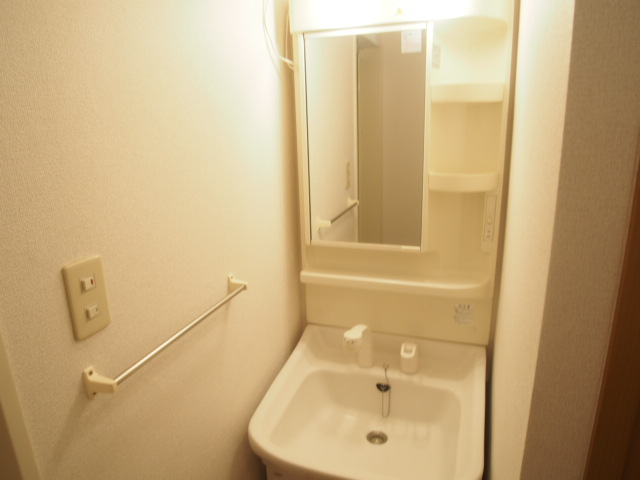 メゾン・ラフォーレB 02020号室の洗面所