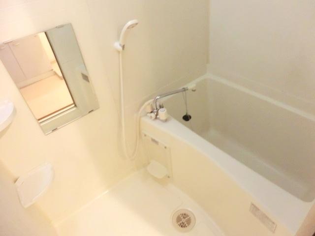 エスポワールⅡ 02010号室の風呂
