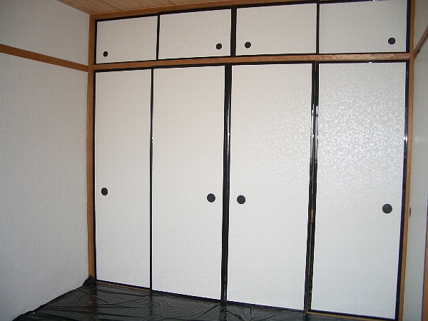 サンフローラル 02050号室の収納