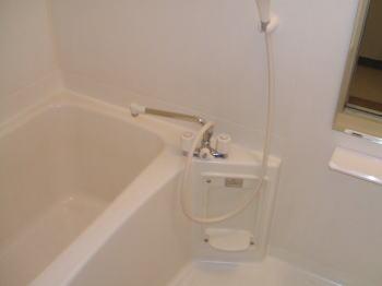 アラモードヴィラ壱番館 01030号室の風呂