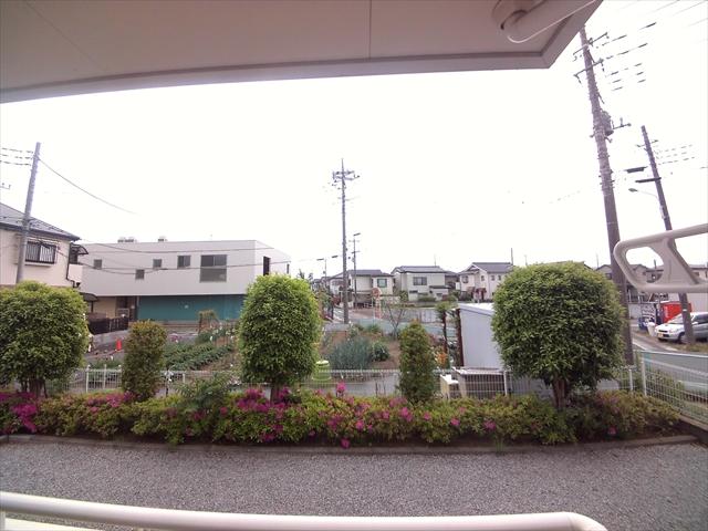 アネシス・参番館 01020号室の眺望