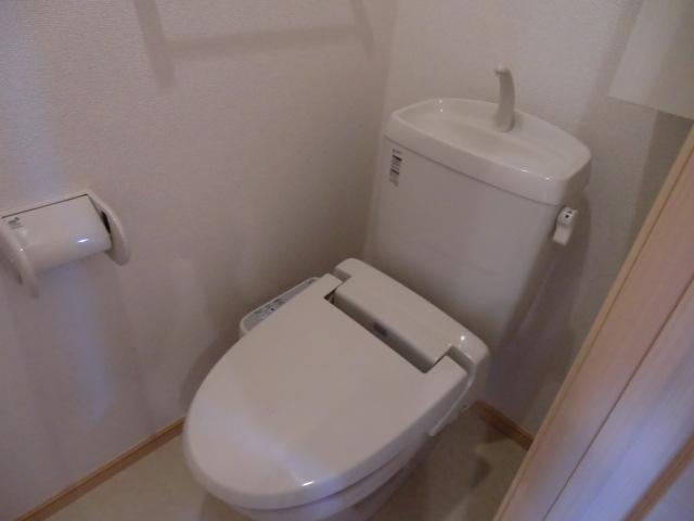 アルカディアⅤ 02020号室のトイレ