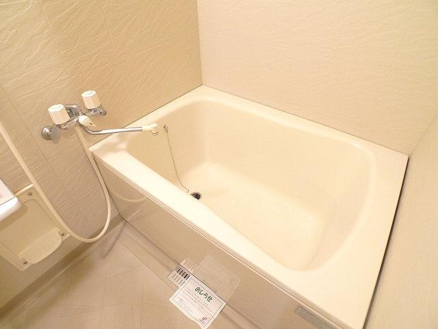 アビタシオン.プランス 01030号室の風呂