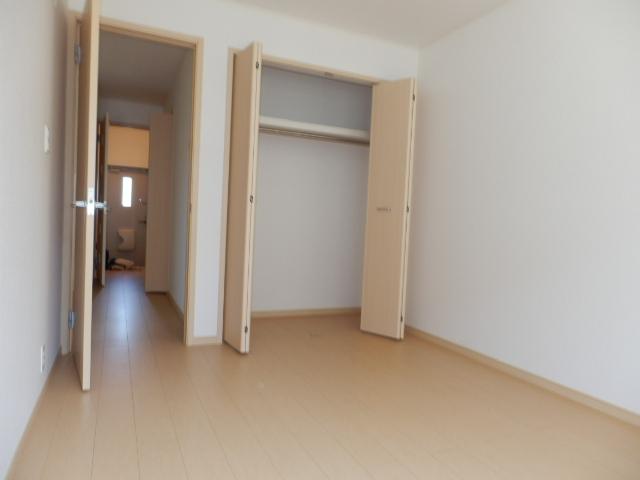 穂積Ⅱ 01020号室の収納