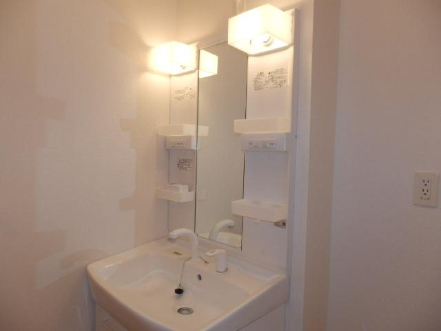 穂積Ⅱ 01020号室の洗面所