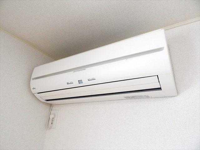 メルヴェーユパルファンC 01060号室の設備