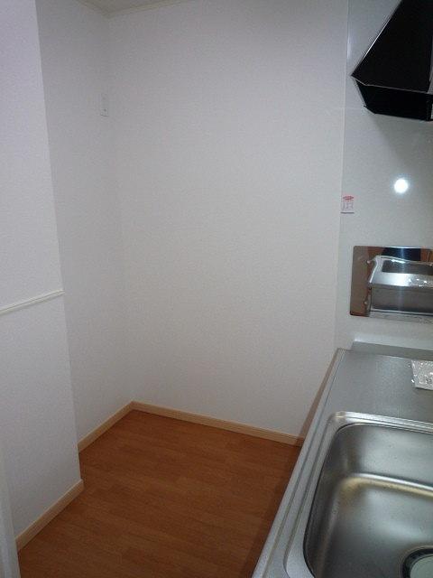 JOY CUBE 01020号室のキッチン