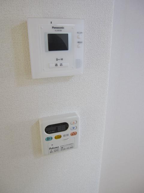 サンライズグリーンパーク 01030号室のセキュリティ