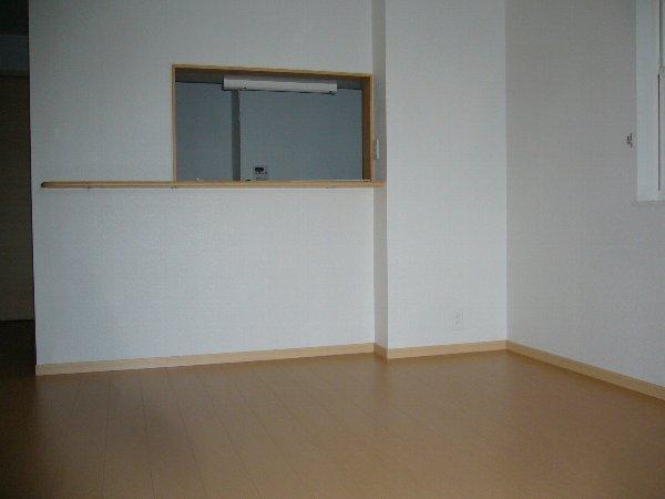 アスカB 01040号室のリビング