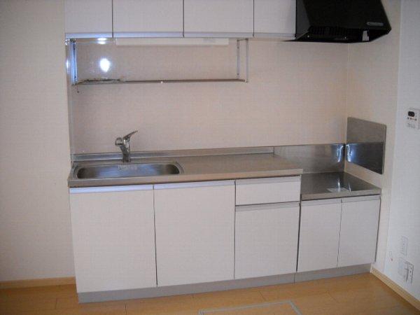 エテルノ ブリ-ズ Ⅱ 01020号室のキッチン
