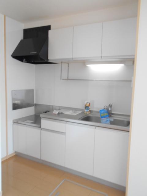 ケーハウスA 01010号室のキッチン