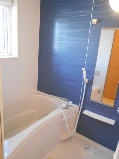 ケーハウスA 01010号室の風呂