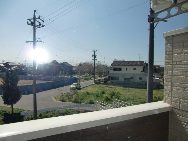 フォルトゥーナ・デーア 02010号室の眺望