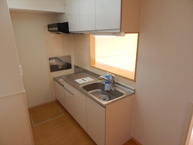 パルピタン 01020号室のキッチン