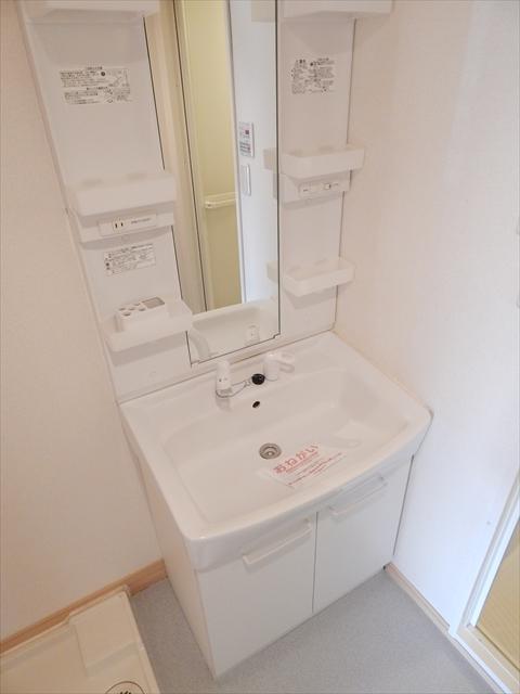 パルピタン 01020号室の洗面所
