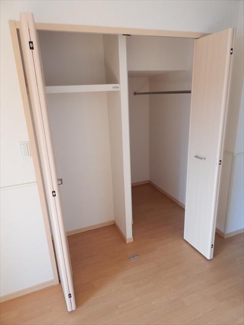パルピタン 01020号室の収納