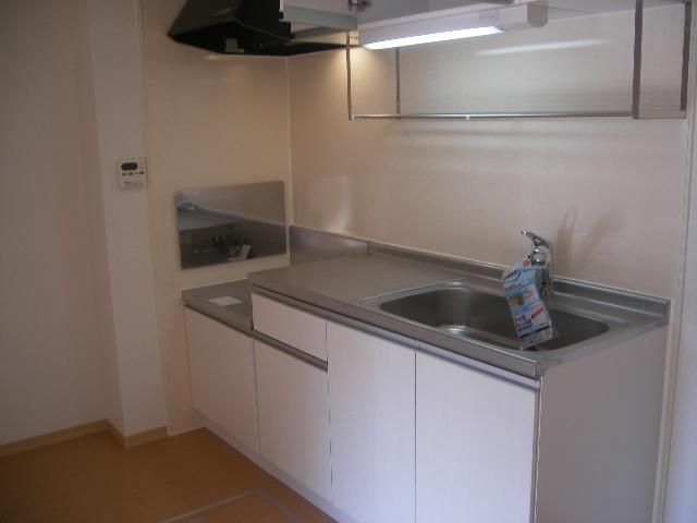 Flat Hills eco 02020号室のキッチン