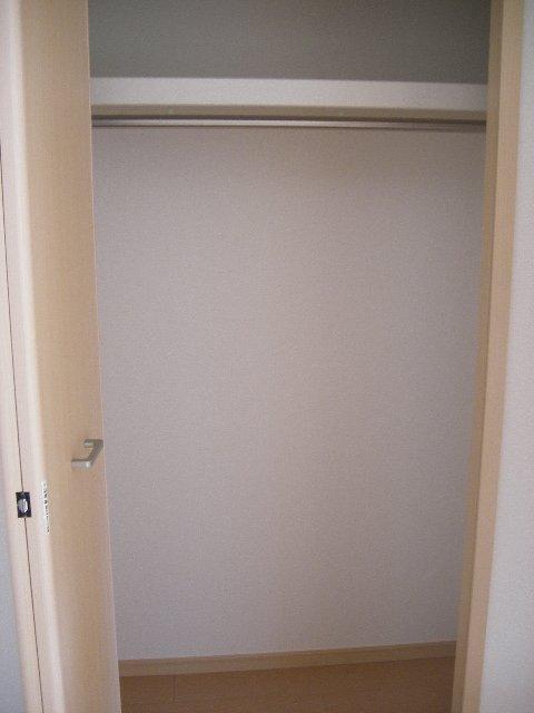 Flat Hills eco 02020号室の収納