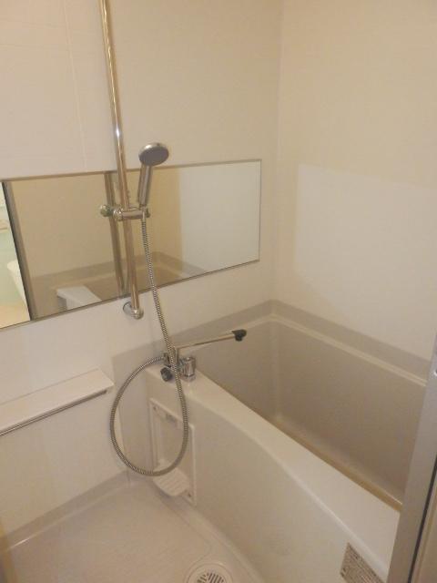コンフォートスクエア 02010号室の風呂