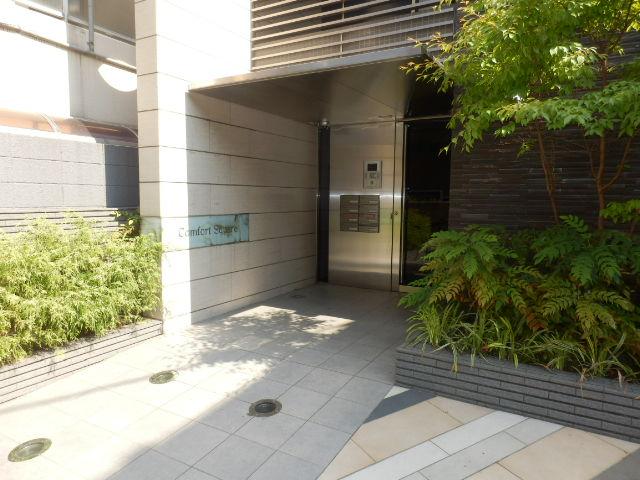 コンフォートスクエア 02010号室のセキュリティ