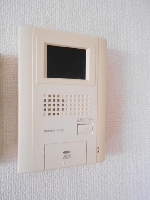 プリムローズⅢ 02010号室のセキュリティ