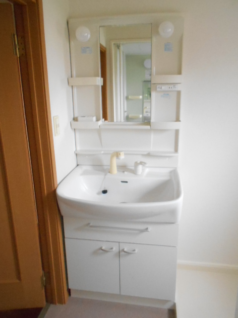 プリムローズⅢ 02010号室の洗面所