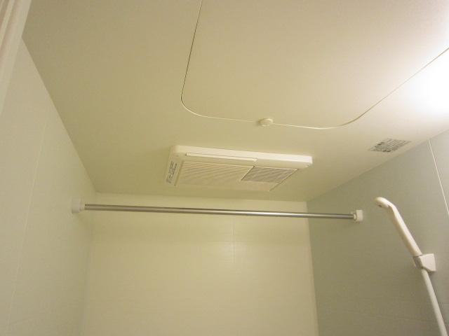 ソレイユ 01030号室の設備