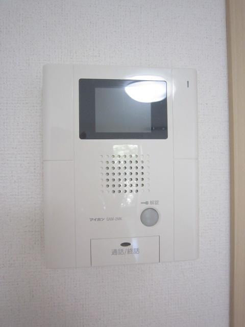 ソレイユ 01030号室のセキュリティ