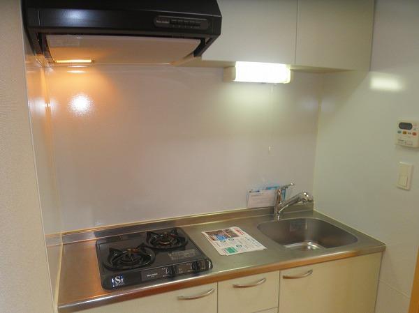 ベル・フルール 02010号室のキッチン