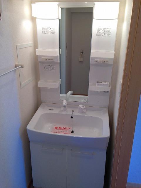 ストロベリーⅡ 02020号室の洗面所