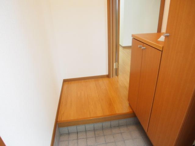 アヴェニールイズミ 01030号室の玄関